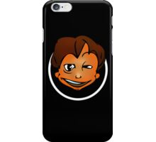 Funy boy iPhone Case/Skin