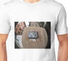 A Clock Work Orange in Manchester Unisex T-Shirt