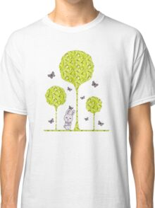 Tree Abstraction7 Classic T-Shirt