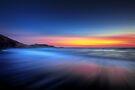 Twilight Waves by David Alexander Elder