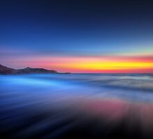 Twilight Waves by David Alexander Elder