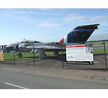 Gloster Javalin. Photographic Print