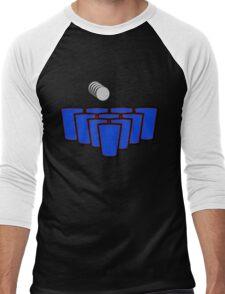 Beer Pong Men's Baseball ¾ T-Shirt