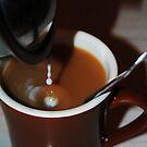 Cream In My Coffee by Jonice
