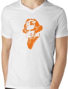 Ultra-Violins Mens V-Neck T-Shirt