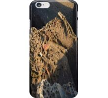 Holes In Rocks... iPhone Case/Skin