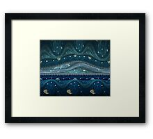 Mysterious semblance... Framed Print
