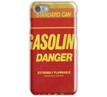 Gas Can... iPhone Case/Skin