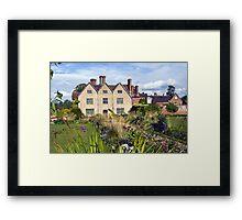 Packwood house Framed Print