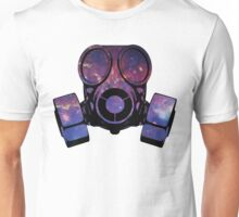 Galaxy Mask Unisex T-Shirt