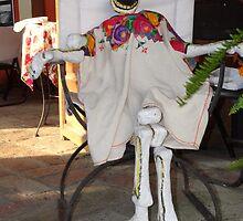Welcome to Mexico - Dia de los muertos by Bernhard Matejka