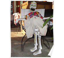 Welcome to Mexico - Dia de los muertos Poster