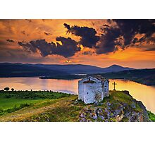 Saint Joan Letni chapel, Bulgaria Photographic Print