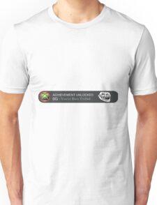 Trolling Achievement  Unisex T-Shirt