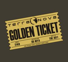 Terra Nova Golden Ticket by trekvix