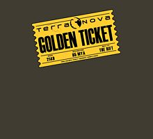 Terra Nova Golden Ticket Unisex T-Shirt