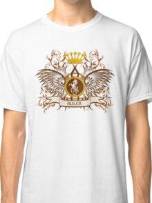 Ruler Crest Heraldry Classic T-Shirt