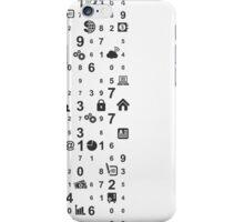 Information technologies iPhone Case/Skin
