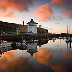 Whitehaven Harbour by Brian Kerr