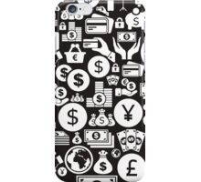 Money a background3 iPhone Case/Skin