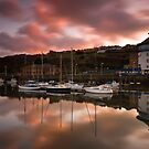 Whitehaven Reflections by Brian Kerr