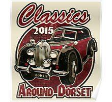 Classics around Dorset 2015 Poster