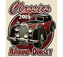 Classics around Dorset 2015 Photographic Print
