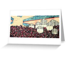 Inundated Greeting Card