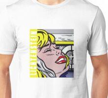 Lichtenstein tribute Unisex T-Shirt