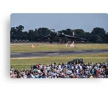 Vulcan to the Sky Canvas Print