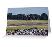 Vulcan to the Sky Greeting Card