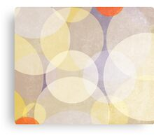 Cool Geometry - Abstract Print Canvas Print