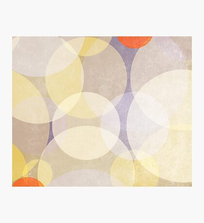 Cool Geometry - Abstract Print Photographic Print