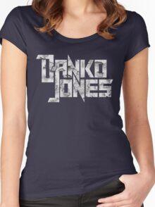 Danko Jones Women's Fitted Scoop T-Shirt