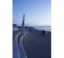 Evening  Cleveleys Photographic Print