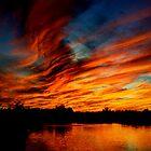 Arizona Sunsets  by Saija  Lehtonen