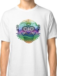 MONKEY COLLECTION DEGRADE RAINBOW Classic T-Shirt
