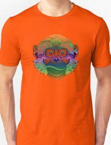 MONKEY COLLECTION DEGRADE RAINBOW T-Shirt
