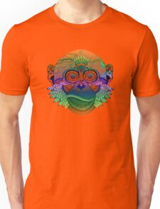 MONKEY COLLECTION DEGRADE RAINBOW Unisex T-Shirt