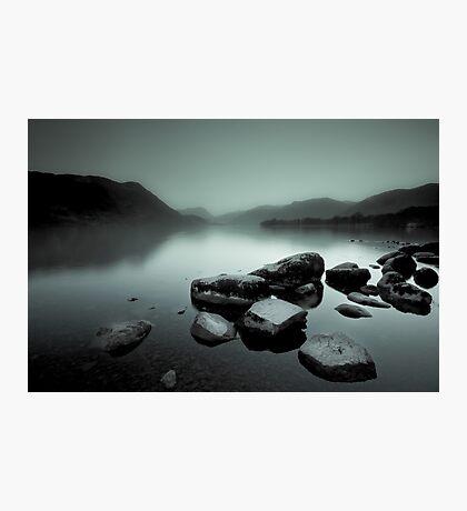 Ullswater Mist Photographic Print
