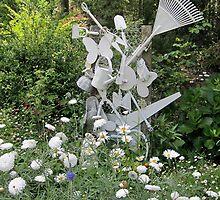 A Gardeners' Memorial by Lunaria