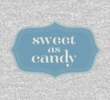 Sweet as Candy Tee One Piece - Short Sleeve
