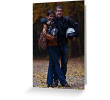 Grand portrait .        by Brown Sugar.Favorites: 2 Views: 258 thx! favorited by (1) je suis enchante ! C' est tres aimable de votre part !  Greeting Card