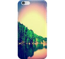 Reflective Beauty  iPhone Case/Skin