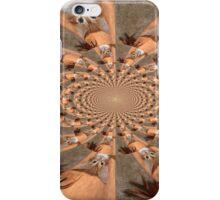 Hypnotic Kitty iPhone Case/Skin