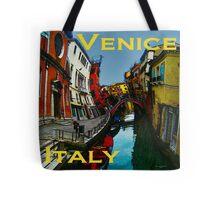 Wacky Venice, Italy II Tote Bag