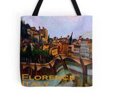 Wacky Florence, Italy Tote Bag