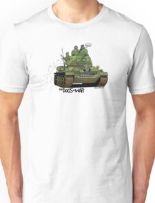 The Dogs of War: T34 T-Shirt