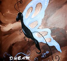 A Dream Within by Michelle Morine-Chapa