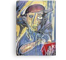 Art Critic (Archibald Pries) Metal Print